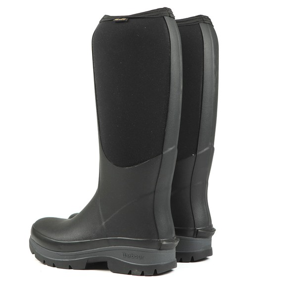 Barbour Countrywear Mens Black Cyclone Wellington Boot main image