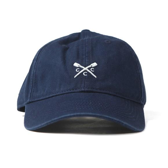 Crew Clothing Company Mens Blue Cap