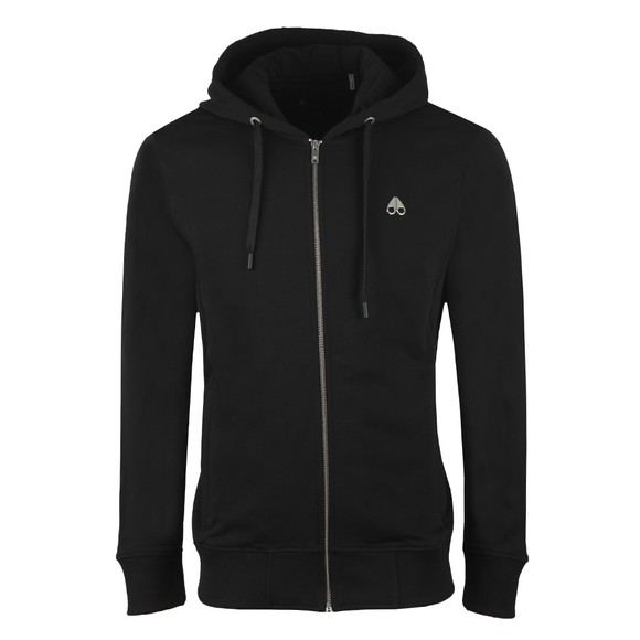 Moose Knuckles Mens Black Trafford Hoody