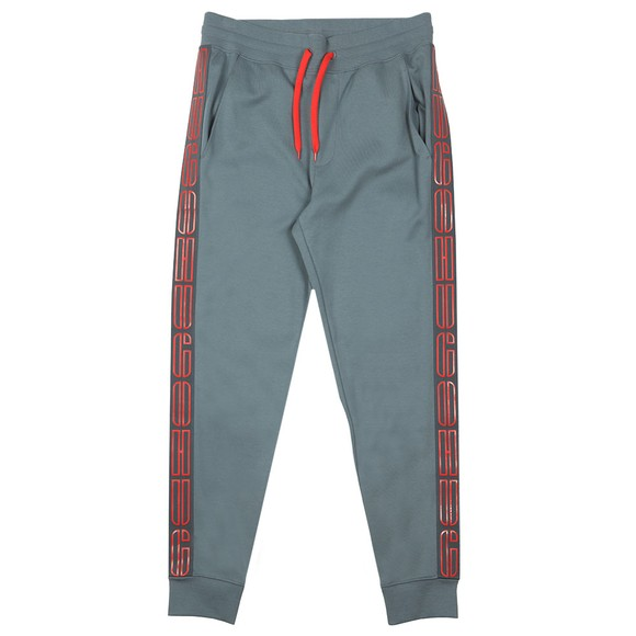 HUGO Mens Grey Daky203 Jogger