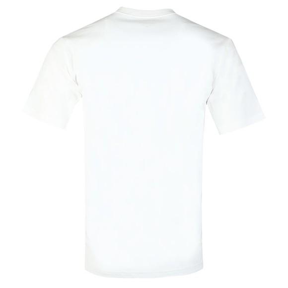 Carhartt WIP Mens White University T-Shirt main image