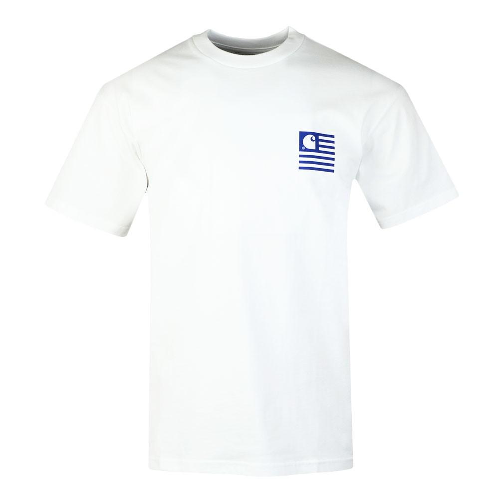Waving State Flag T-Shirt