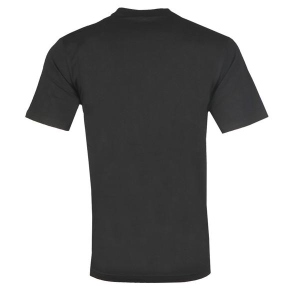 Carhartt WIP Mens Black Neon Script T-Shirt main image