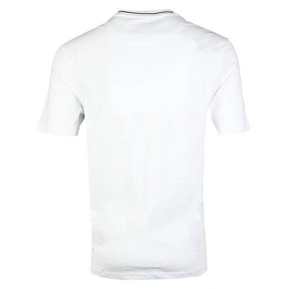 Lyle and Scott Mens White Tipped T-Shirt main image
