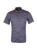 SS Slim Print Shirt