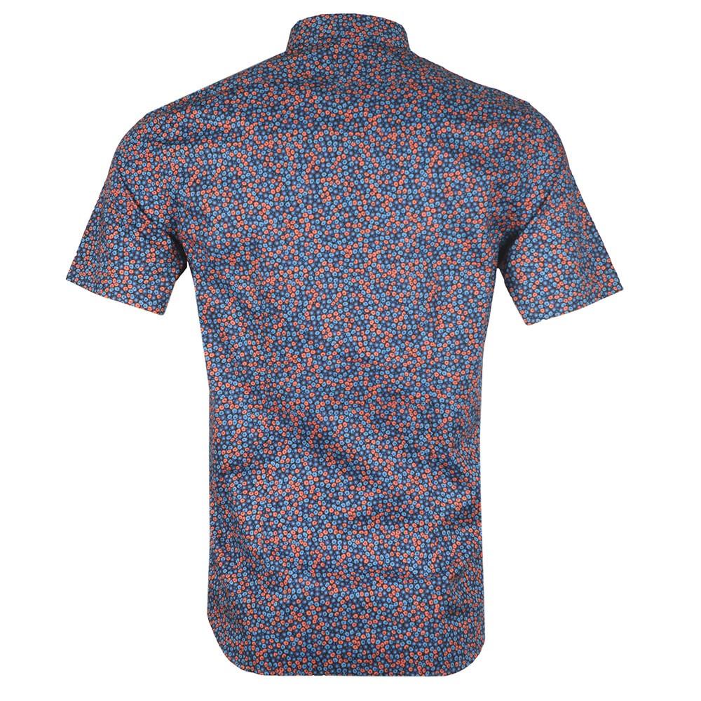 SS Slim Print Shirt main image