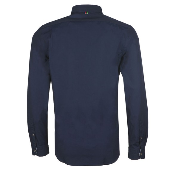 PS Paul Smith Mens Blue Tailored Fit Shirt main image