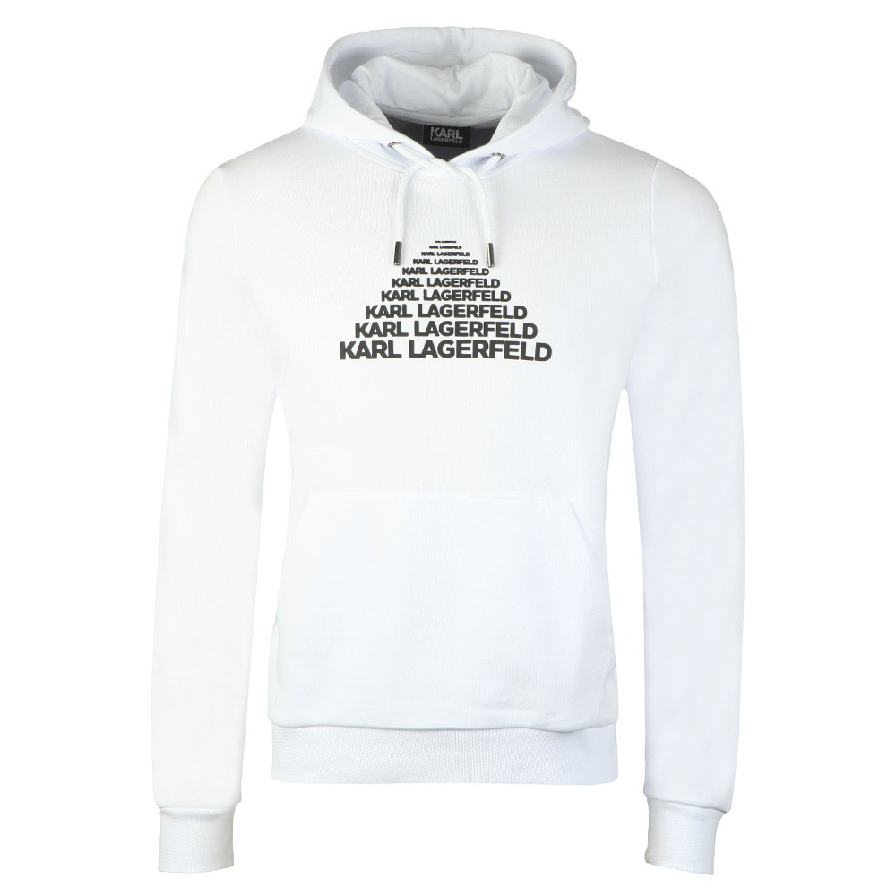 Pyramid Logo Hoody main image