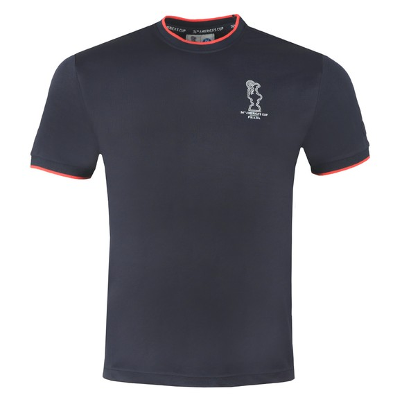 North Sails 36th Americas Cup presented by PRADA Mens Blue Winton T-Shirt