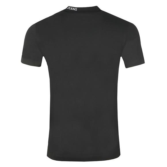 Calvin Klein Jeans Mens Black Centre Monogram T-Shirt main image