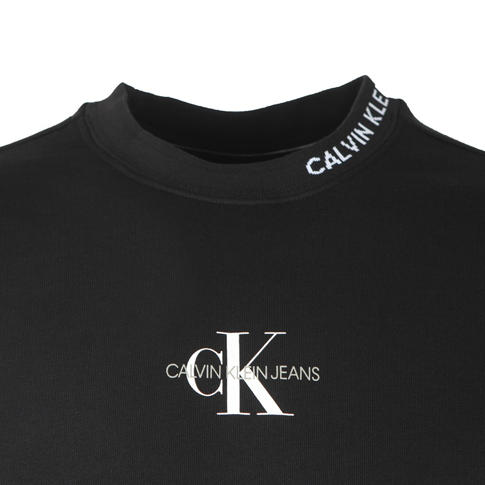 Centre Monogram Crew Sweatshirt main image
