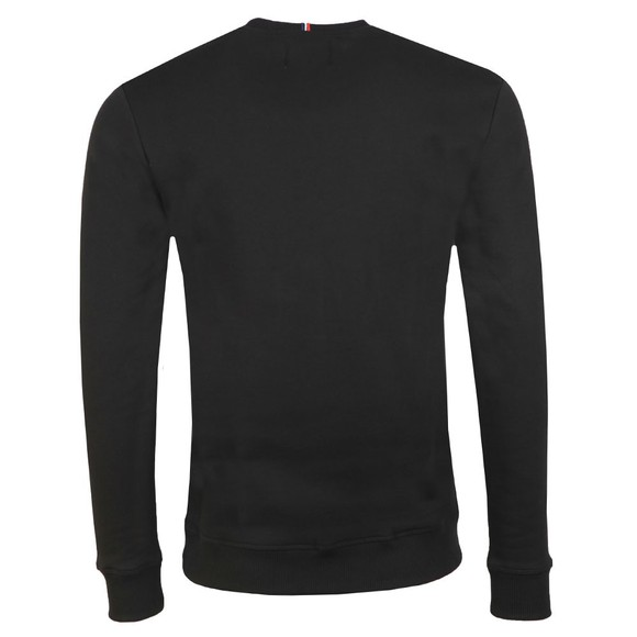 Les Deux Mens Black Piece Sweatshirt main image