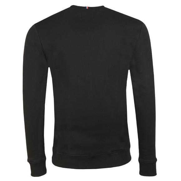 Les Deux Mens Black Piece Sweatshirt main image