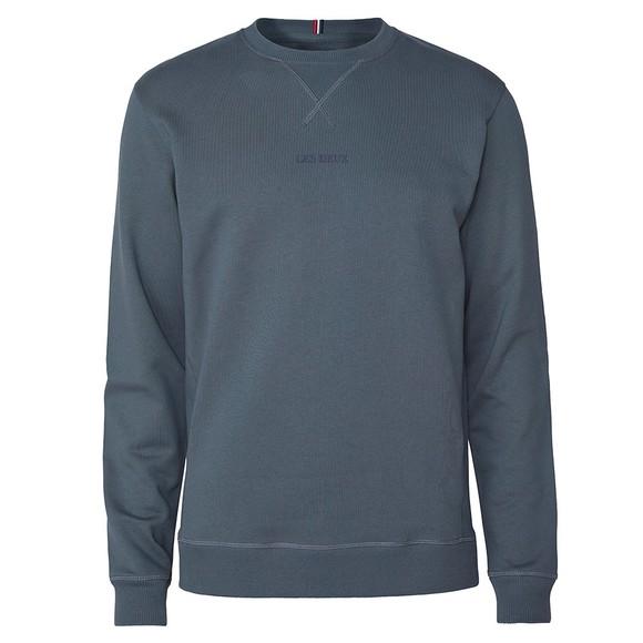 Les Deux Mens Blue Fog Lens Sweatshirt main image