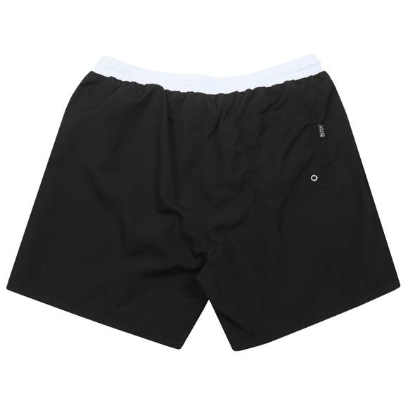 BOSS Bodywear Mens Black Starfish Swim Short