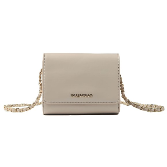 Valentino by Mario Womens Off-White Alexander Small Satchel