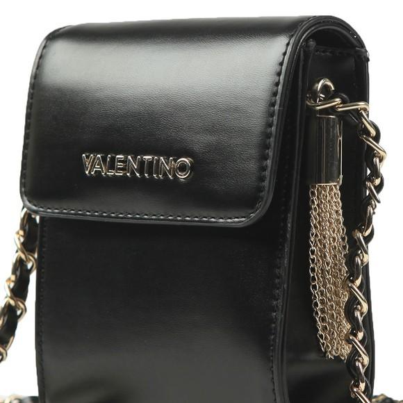 Valentino Bags Womens Black Alexander Pad Small Satchel