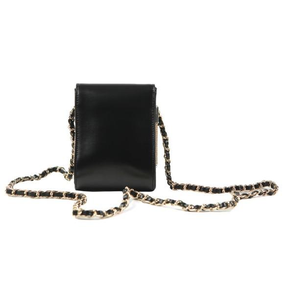 Valentino Bags Womens Black Alexander Pad Small Satchel main image