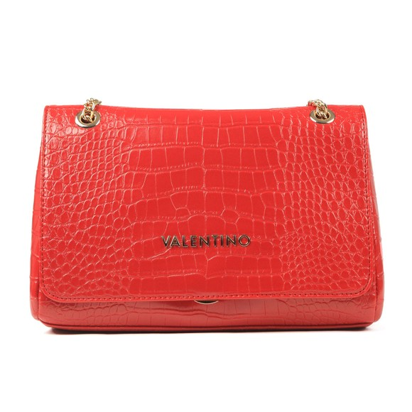 Valentino by Mario Womens Red Grote Satchel