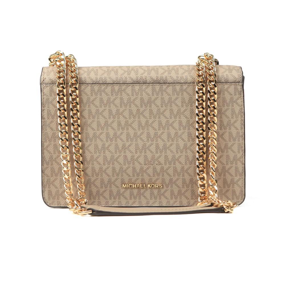 Jade Gusset Shoulder Bag main image