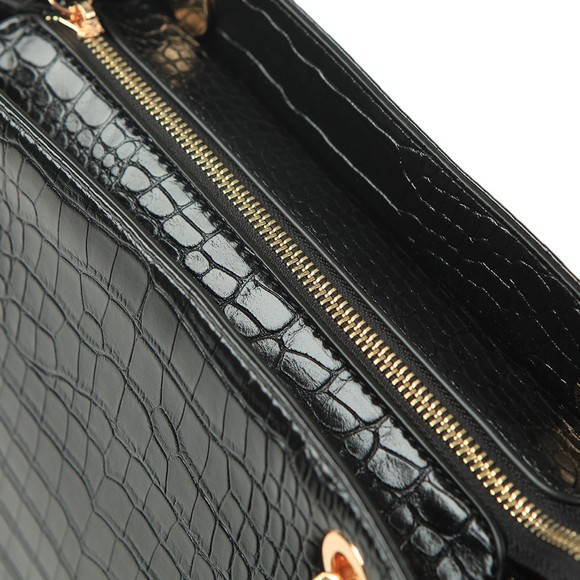 Valentino by Mario Womens Black Grote Tote Bag main image