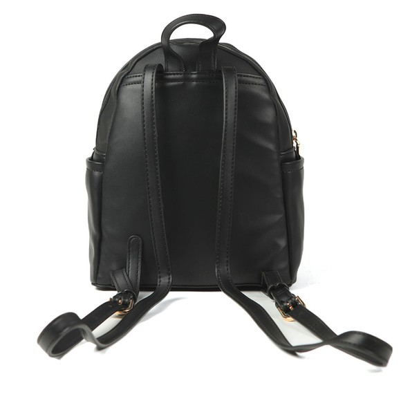 Valentino by Mario Womens Black Concorde Backpack