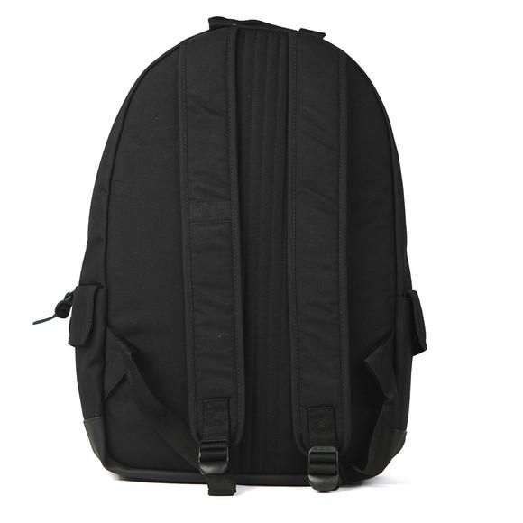 Superdry Mens Black Classic Montana Backpack main image