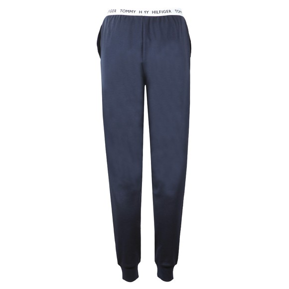 Tommy Hilfiger Womens Blue Waist Line Thin jogger main image