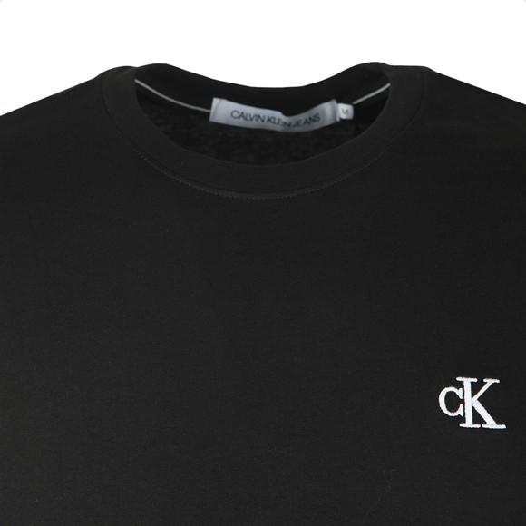 Calvin Klein Jeans Mens Black Essential T-Shirt