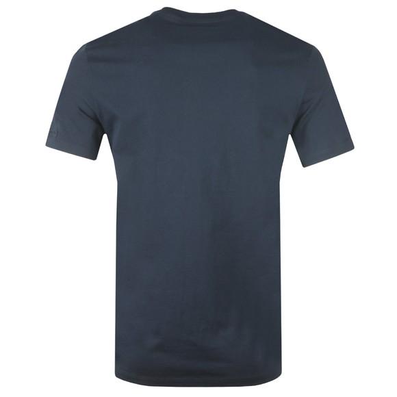 Moose Knuckles Mens Blue La Plante T-Shirt main image
