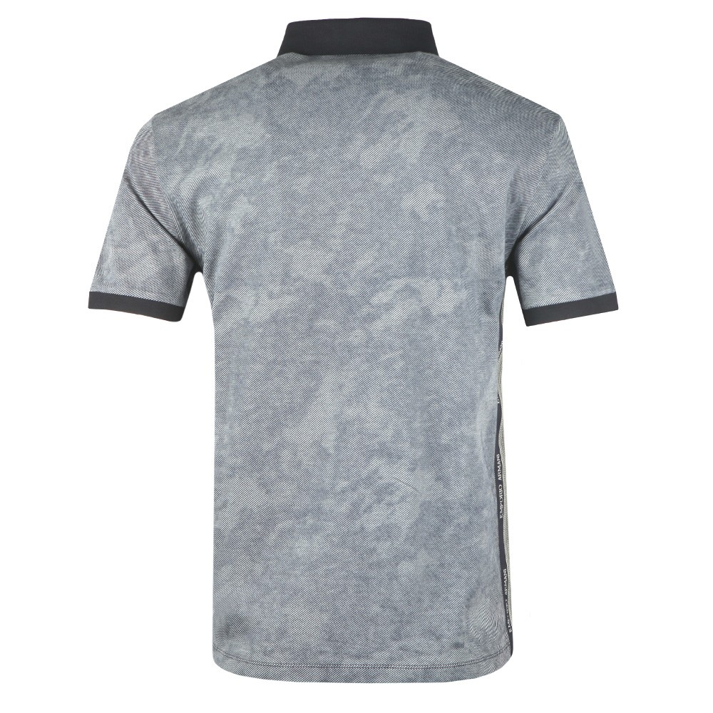 Small Logo Patterned Polo Shirt main image