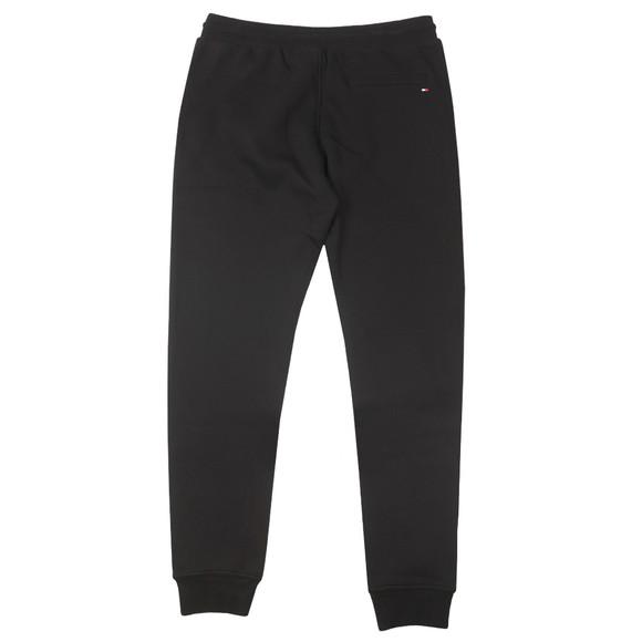 Tommy Hilfiger Mens Black Branded Sweatpant