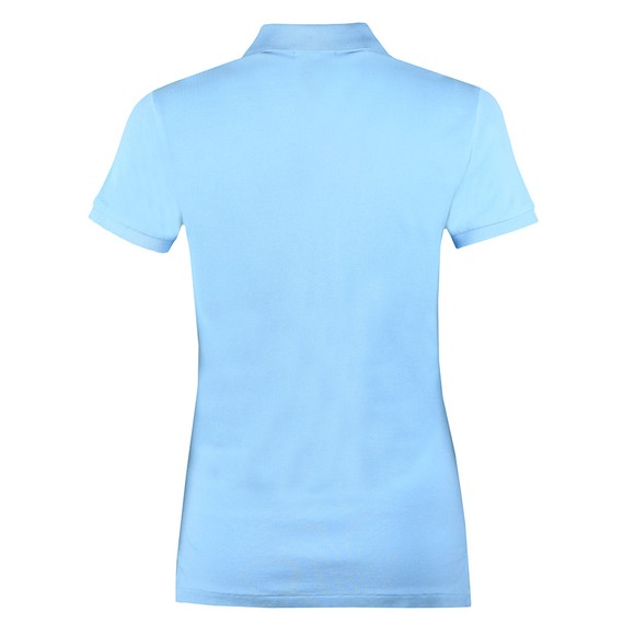 Polo Ralph Lauren Womens Carolina Blue Julie Polo Shirt main image