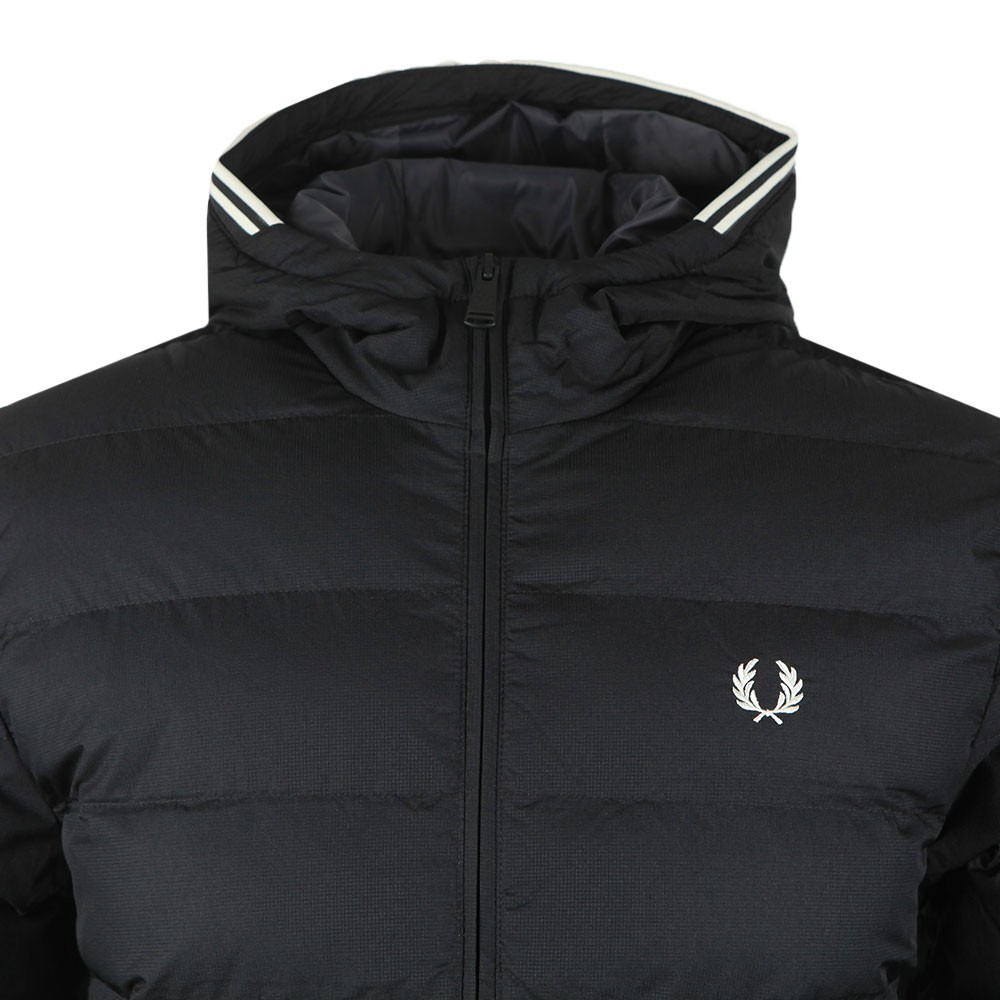 Hooded Insulated Jacket main image