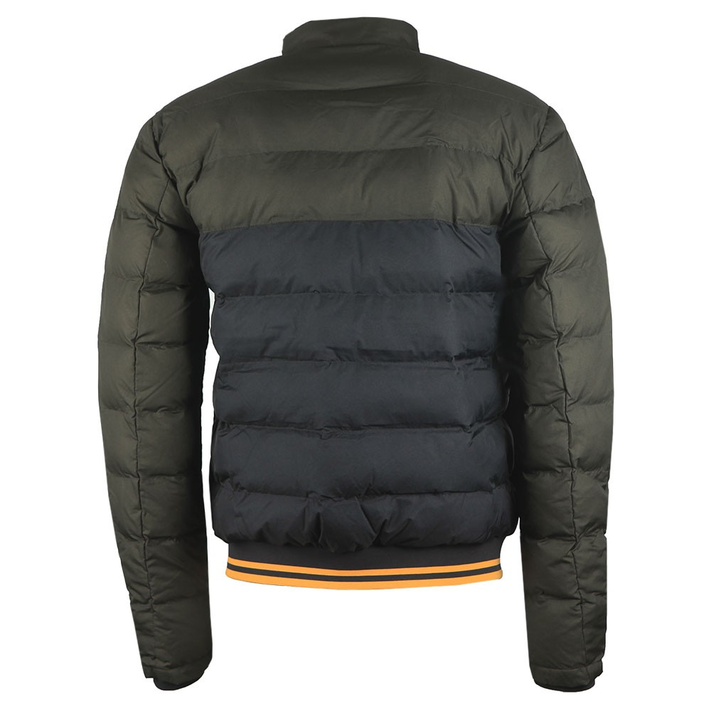 Colour Block Jacket main image