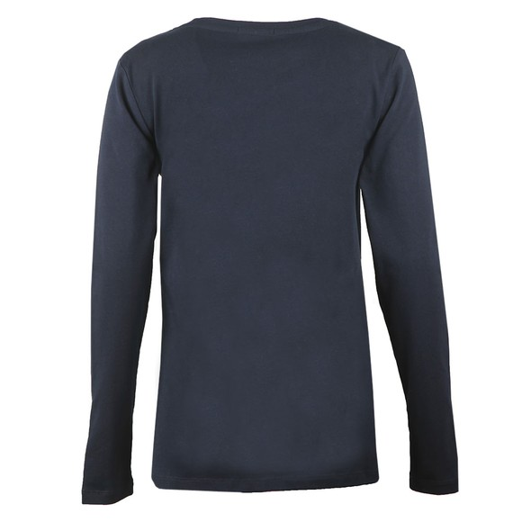 Barbour Lifestyle Womens Blue Hedley T-Shirt main image