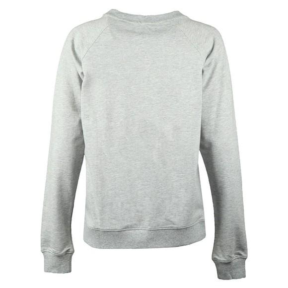 Tommy Hilfiger Womens Grey Crew Neck Sweatshirt main image