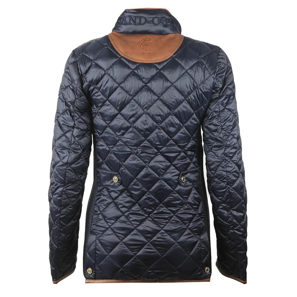 Diamond Quilt Classic Jacket main image
