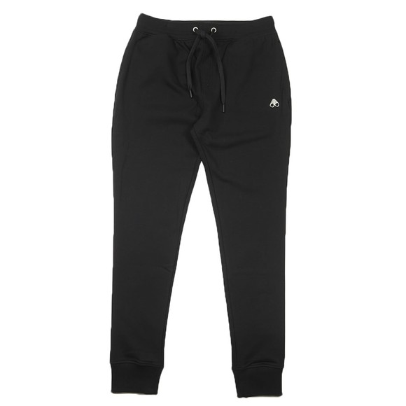 Moose Knuckles Mens Black Reynolds Jogger