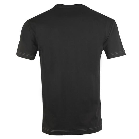 EA7 Emporio Armani Mens Grey Big Logo T-Shirt main image