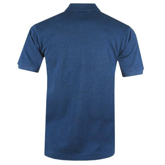 Lacoste Mens Blue L1264 Plain Polo main image