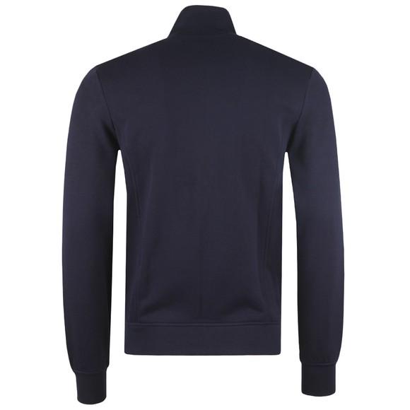 Lacoste Mens Blue SH1559 Full Zip Sweatshirt main image