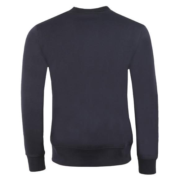 Napapijri Mens Blue Beble C Sweatshirt main image