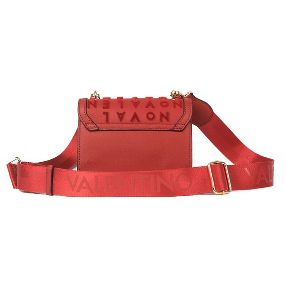 Valentino by Mario Womens Red Concorde Small Satchel