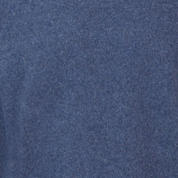 Hartford Mens Blue Boil Crew Neck Jumper