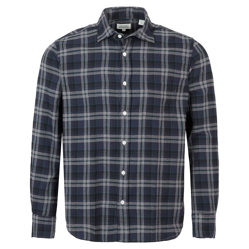 Paul Check LS Shirt main image