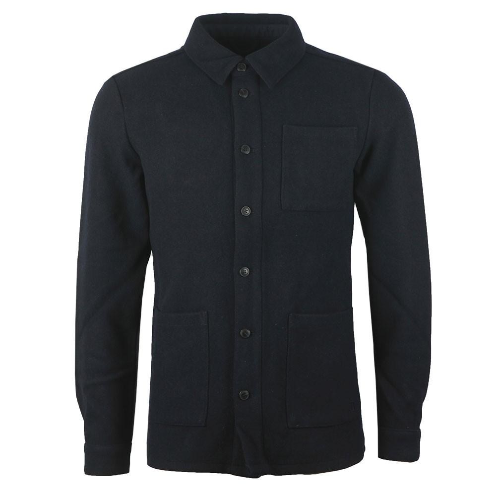 Jason Wool Hybrid Jacket