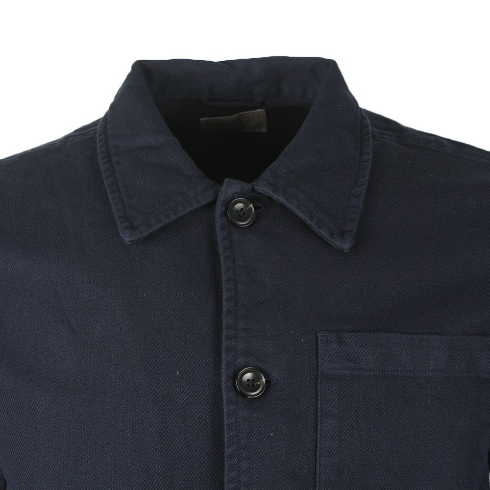 Barney Thick Overshirt main image