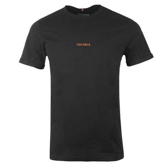 Les Deux Mens Black Lens T-Shirt main image