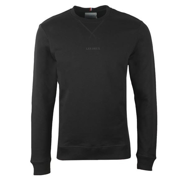 Les Deux Mens Black Lens Sweatshirt main image